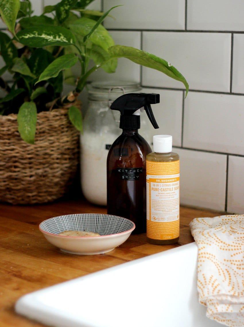 dr bronners liquid castile soap