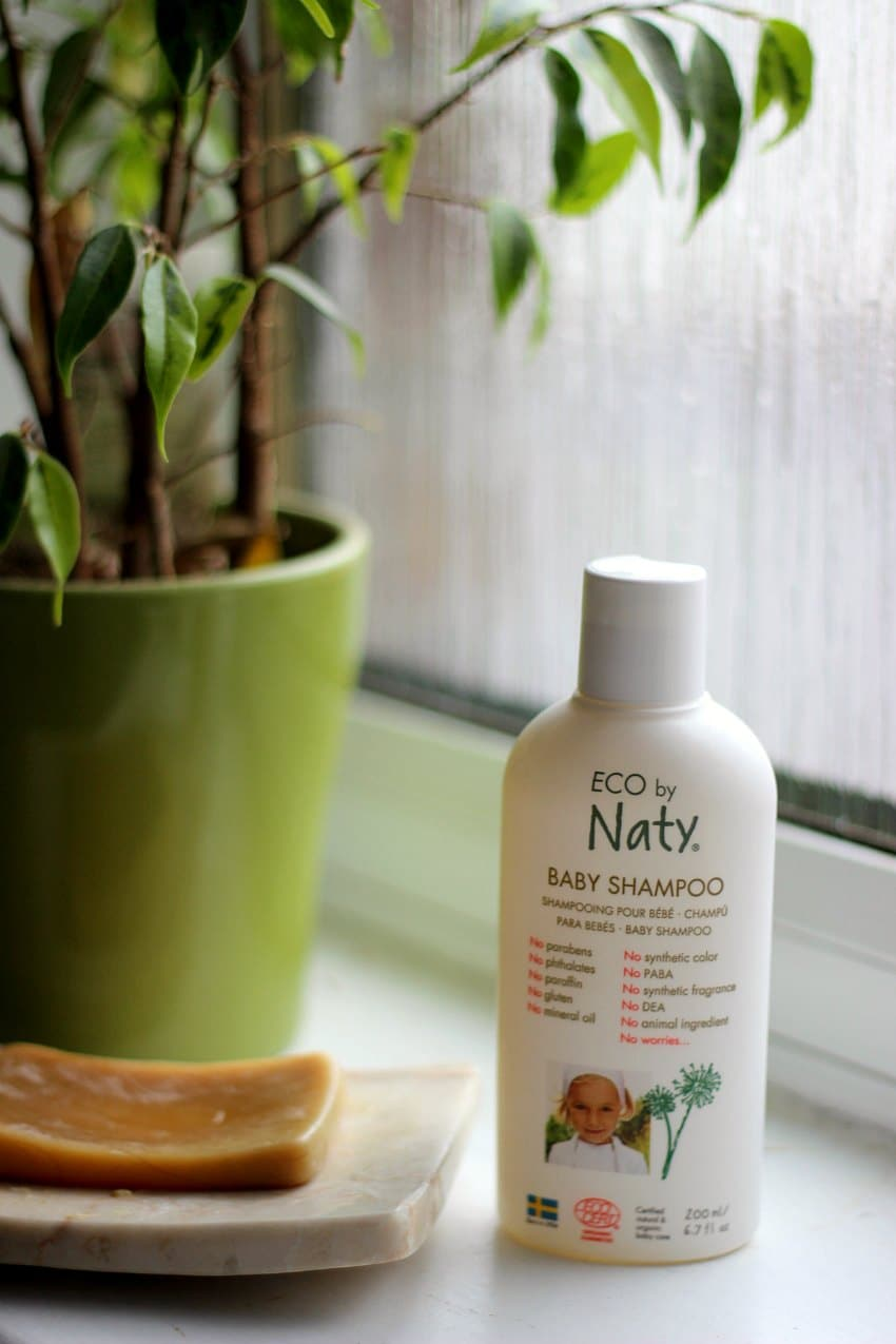 eco by naty baby shampoo