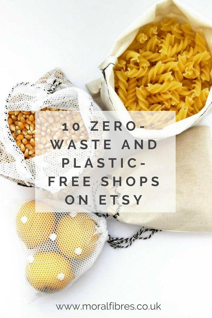 10 plastic-free shops
