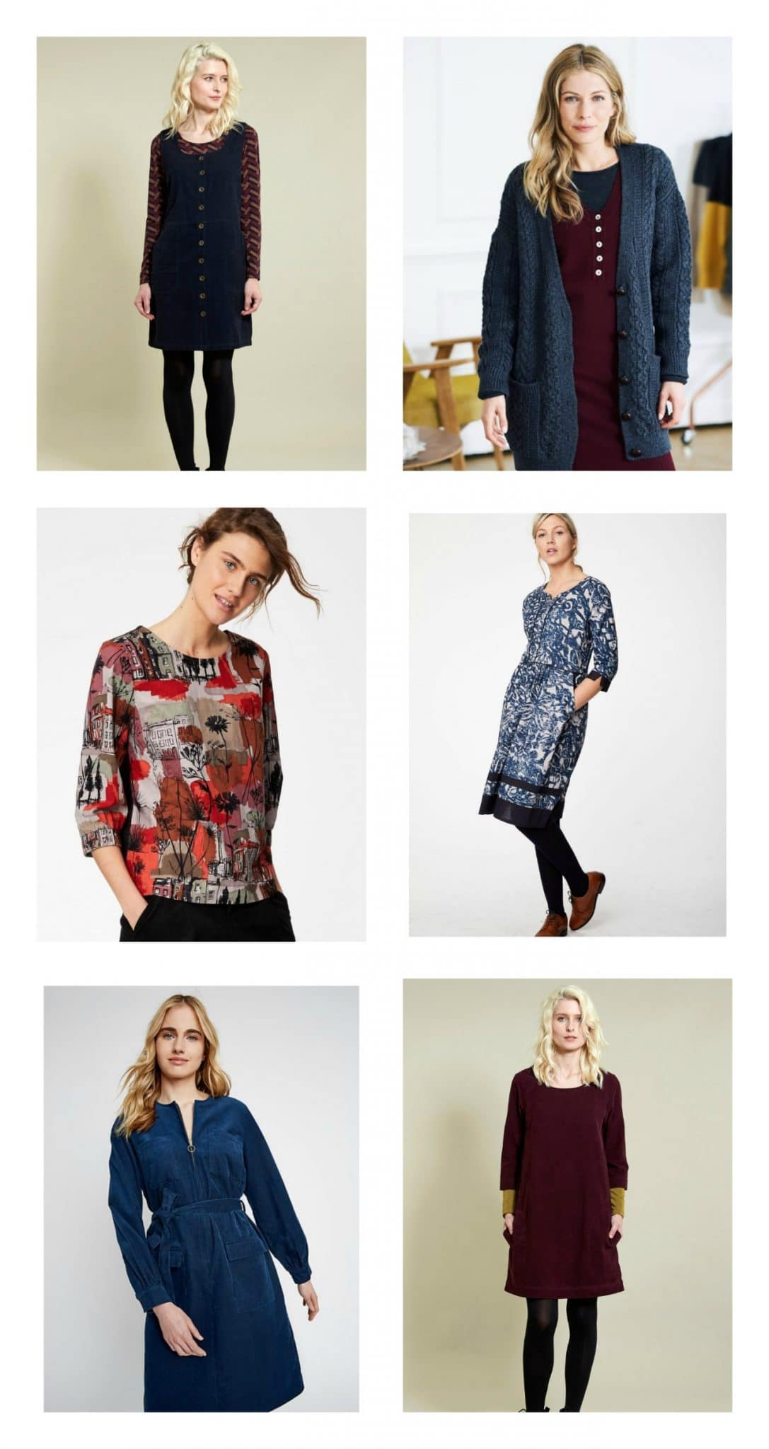 ethical clothing inspiration for autumn
