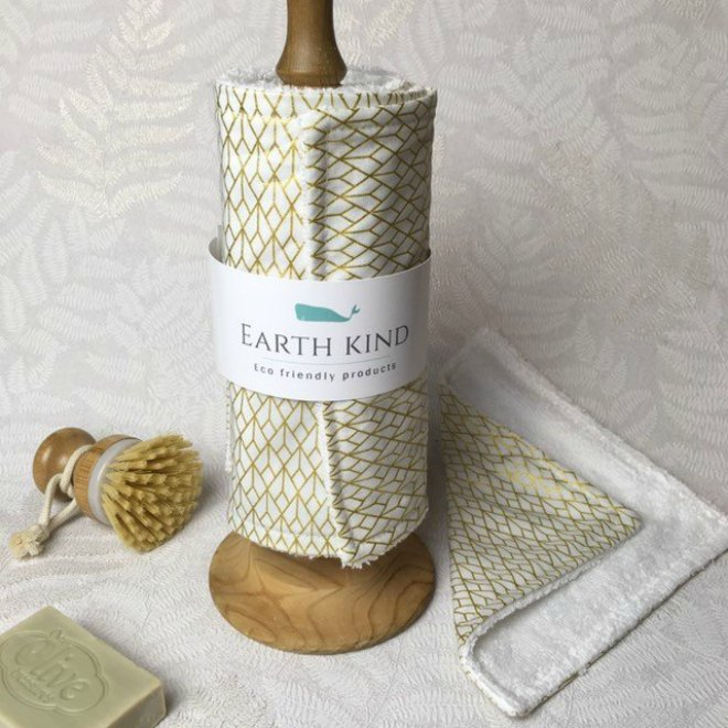 eco friendly alternatives to kitchen roll