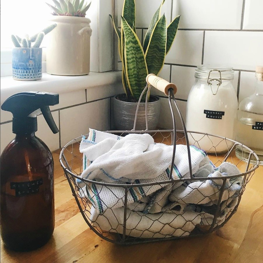 eco friendly alternatives to kitchen roll uk