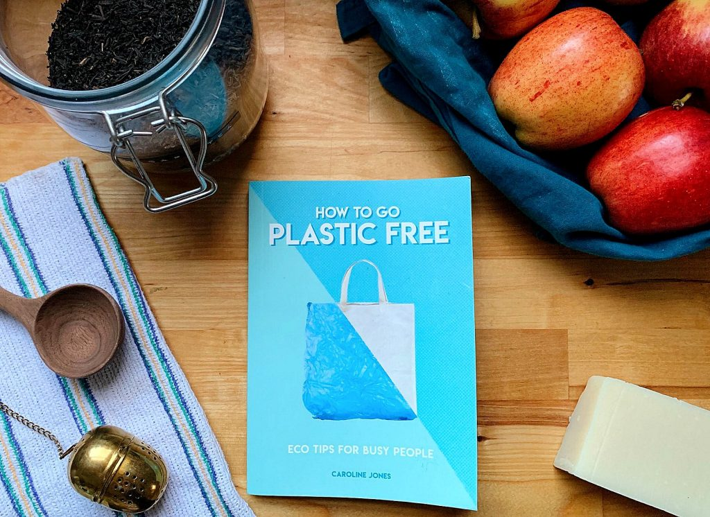 plastic free book uk