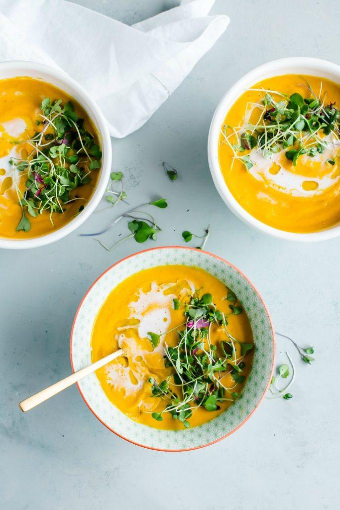 veganuary soup recipe