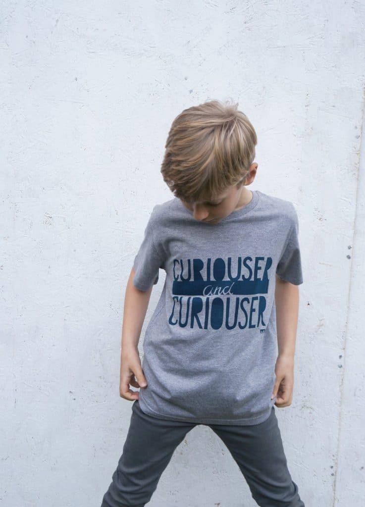 organic kids tshirts