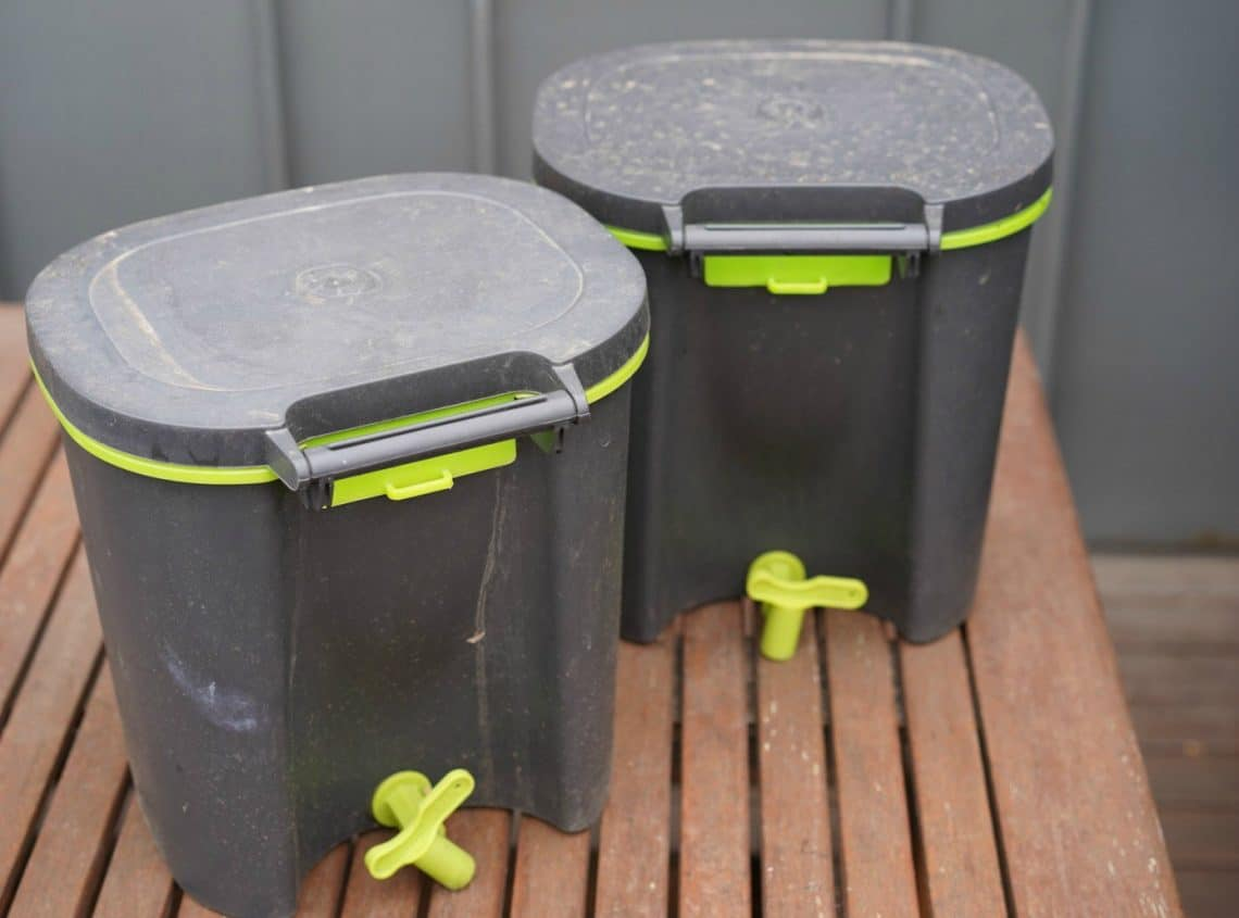 how to compost in a flat