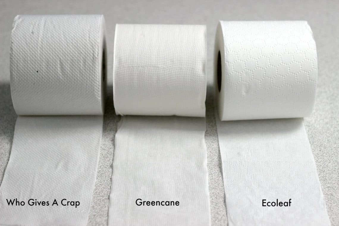 plastic-free toilet paper
