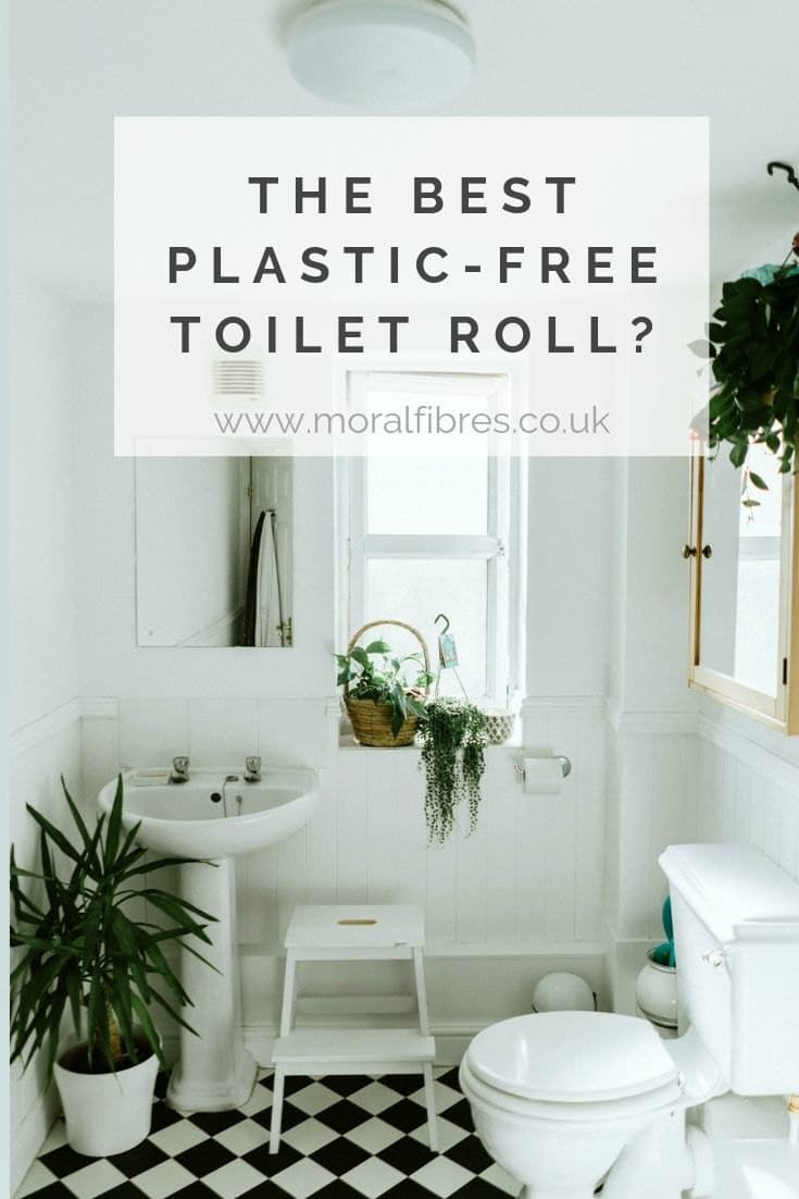 best plastic-free toilet paper