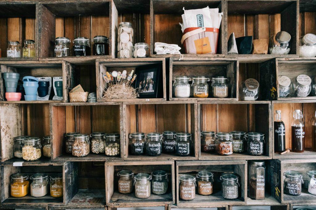 zero waste shop
