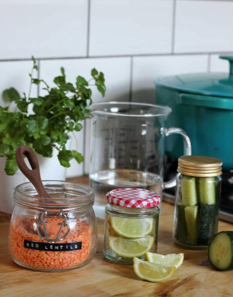 Ad | Three Easy Plastic-Free Kitchen Swaps