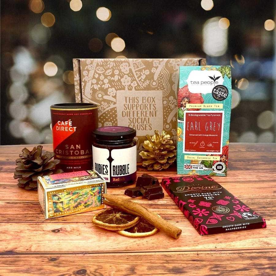 vegan gift ideas for christmas