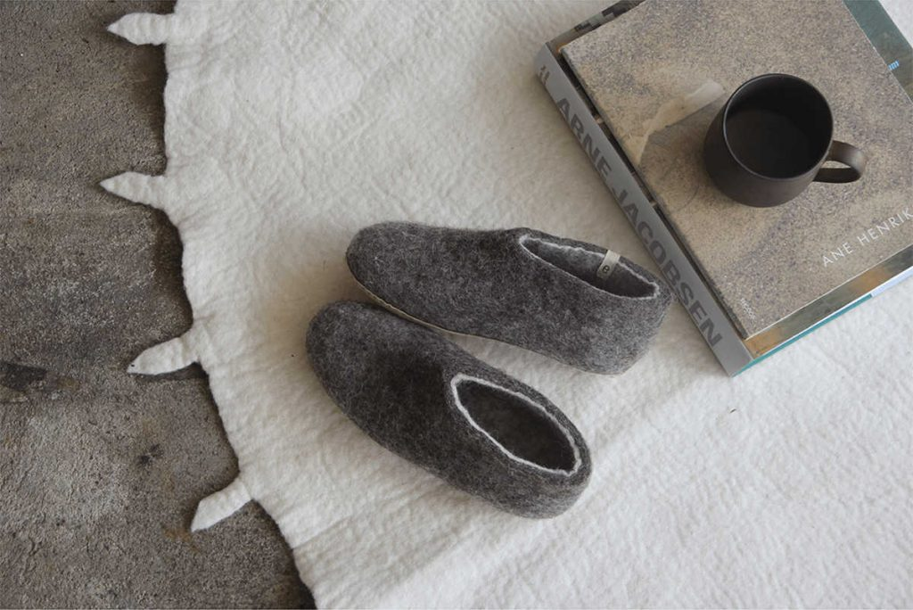 Ethical Slippers for Cosy Toes