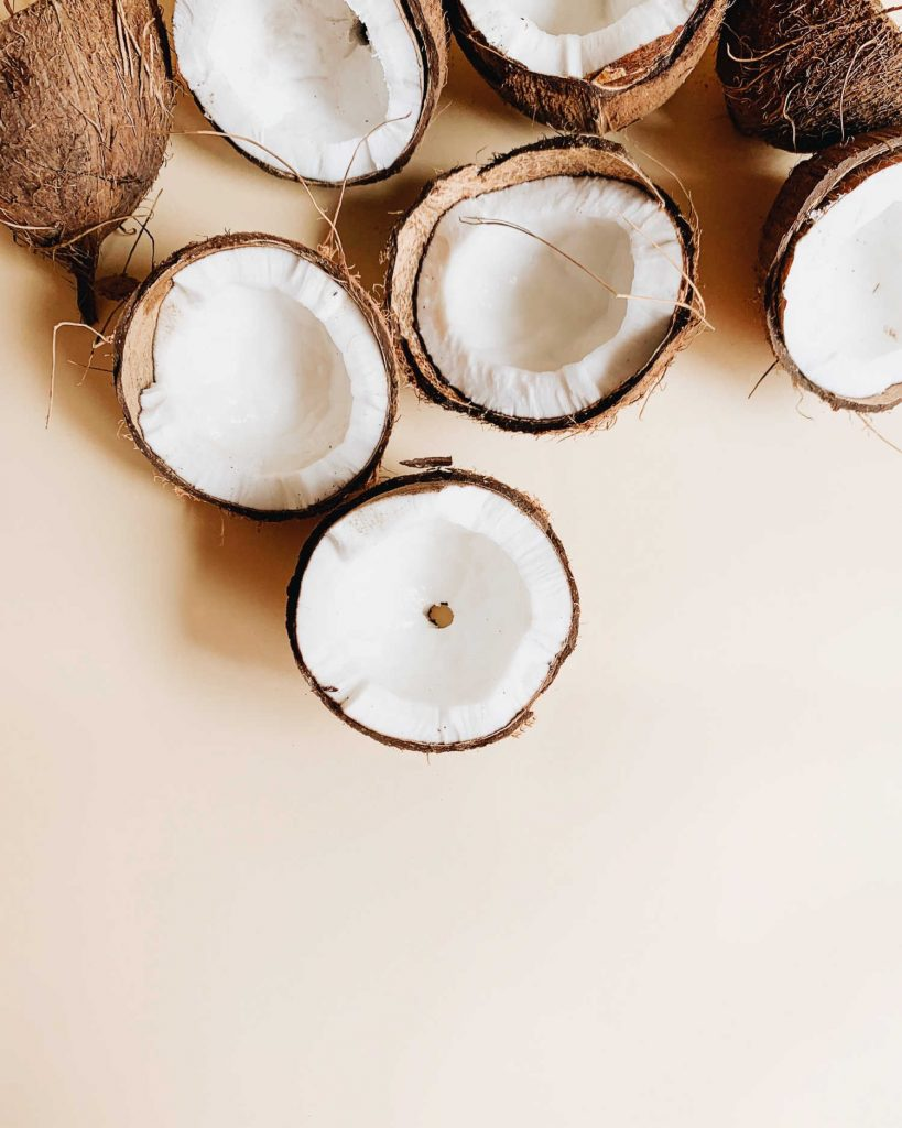 what can coconut oil be used for?