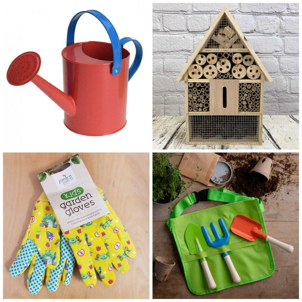 gardening with kids equipment