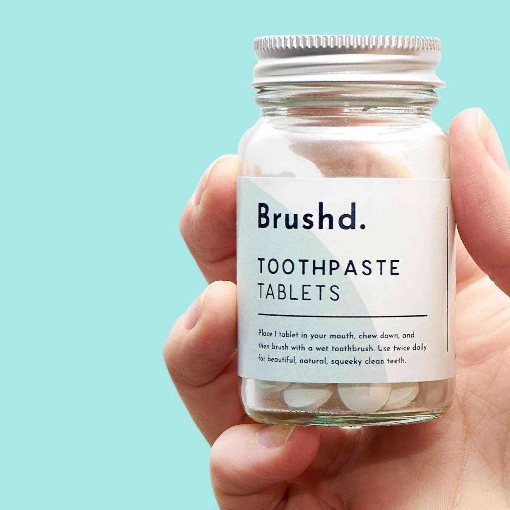 brushd plastic free dental care