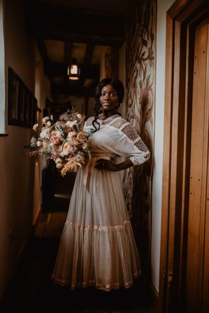 ethical wedding dress uk