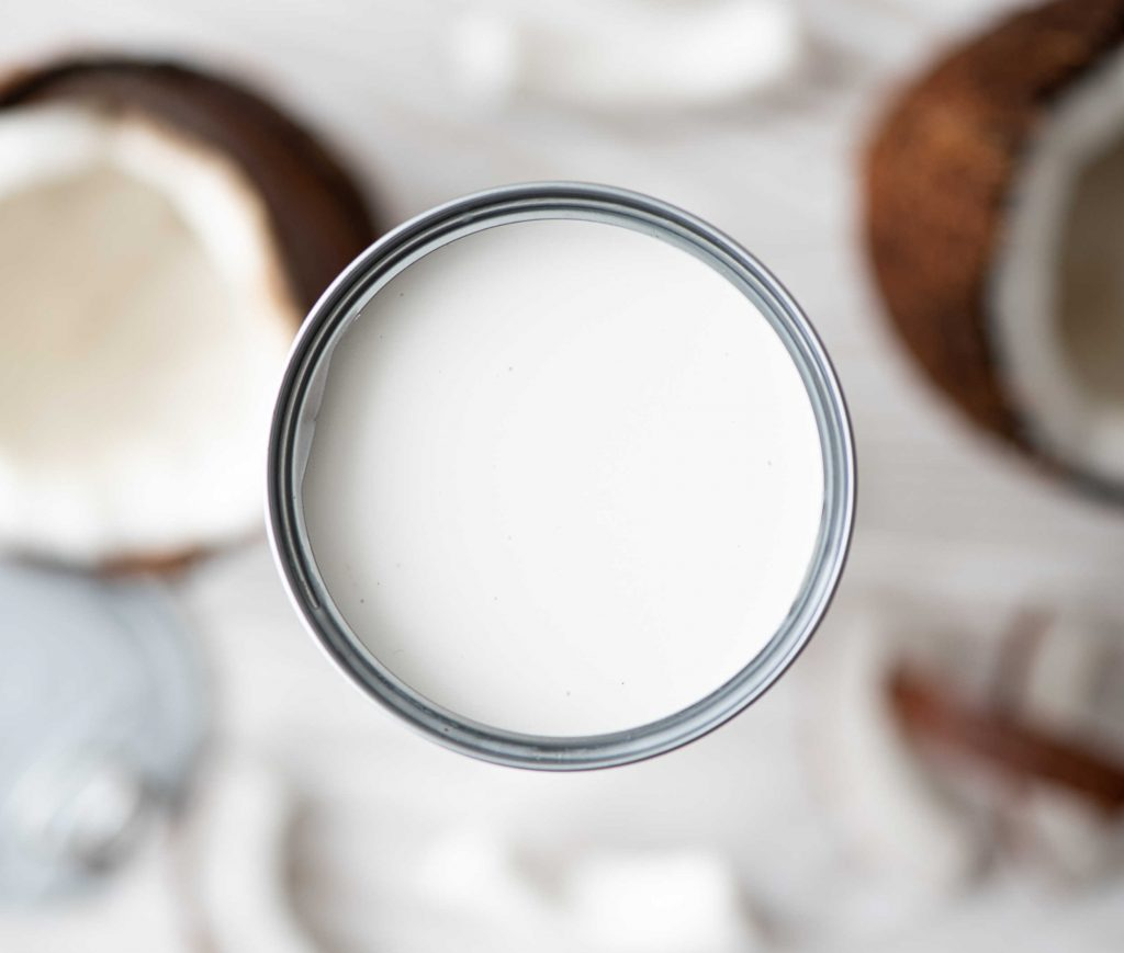 Can you freeze coconut milk? Turns out that yes, you can!  Here's how!