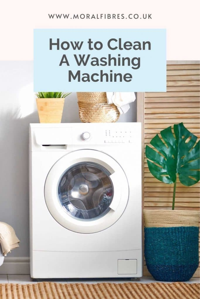 The ultimate guide to cleaning a washing machine the environmentally friendly way
