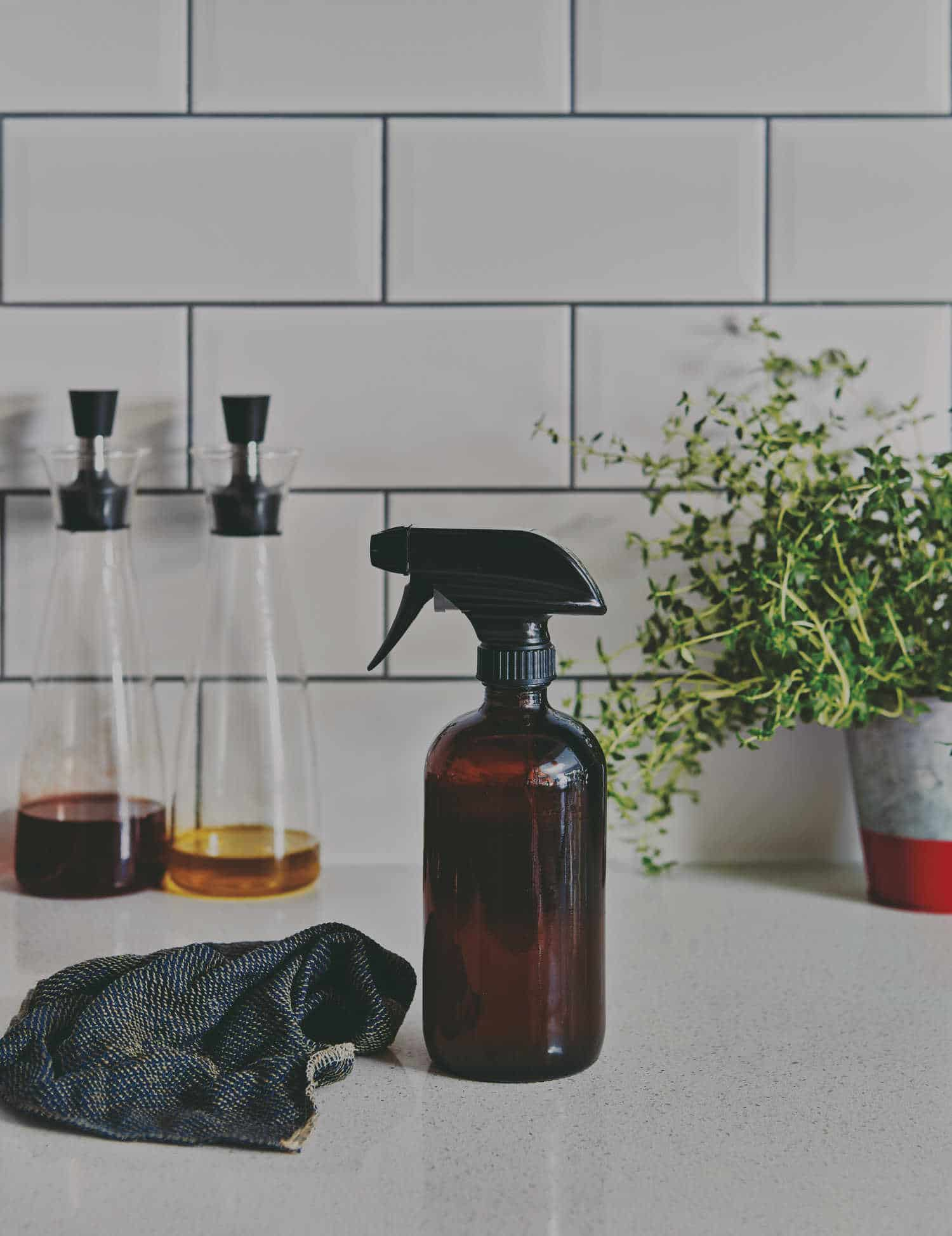 natural cleaning products to diy