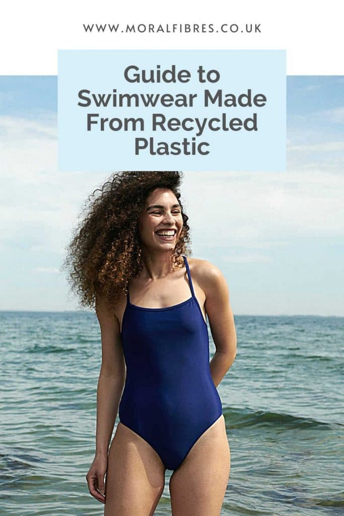 Guide to ethical swimwear made from recycled plastic