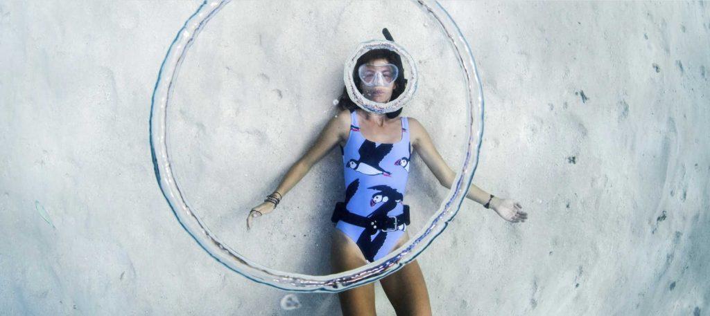 Batoko recycled plastic swimwear
