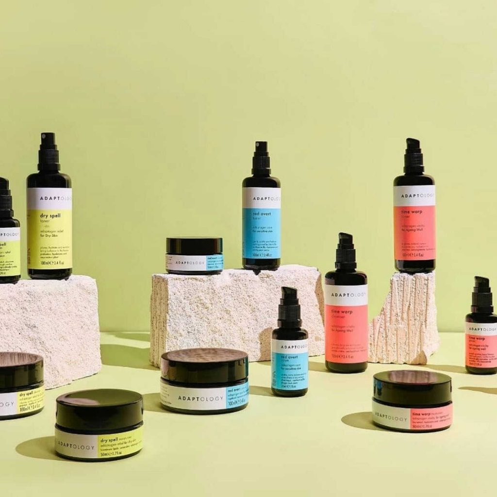 Content beauty's ethical product