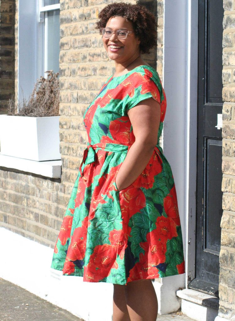 Ethical and sustainable plus size clothing for women