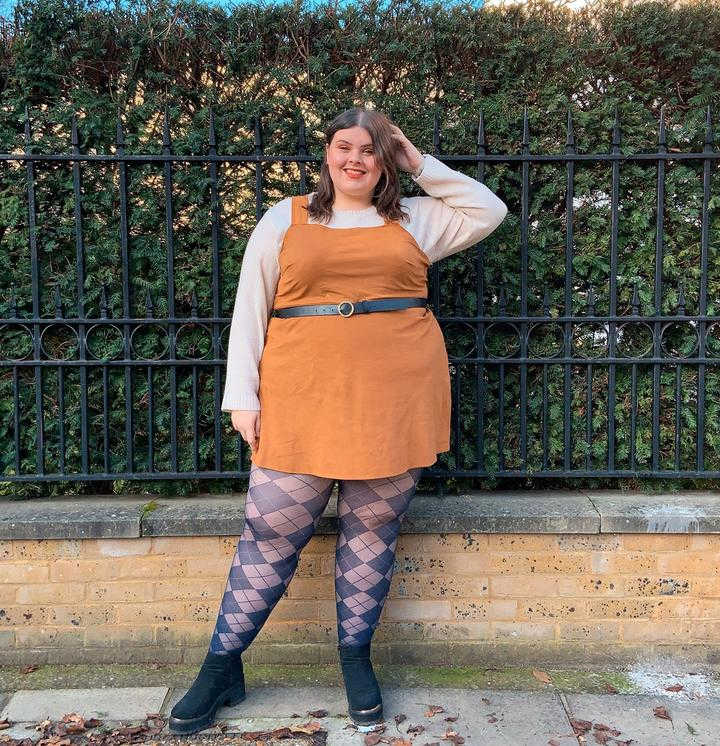 plus size ethical tights from Snag