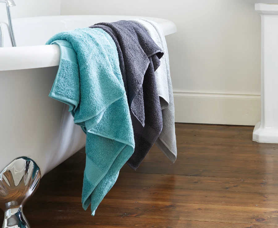 Natural Collection eco-friendly and ethical bath towels